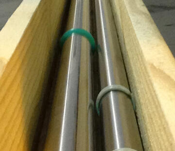 Custom Pump Shafts